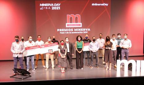Trece startups andaluzas de alto potencial aceleradas por el Programa Minerva presentan sus soluciones en 'Minerva Day'