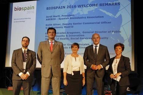El top ten de fondos de inversión asistentes a Biospain 2016 gestionan activos valorados en más de 5.000 millones de euros