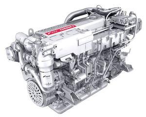 FPT Industrial completa su gama de motores marinos que cumplen con la etapa V con el lanzamiento de un nuevo modelo y de las configuraciones de enfriamiento de la quilla