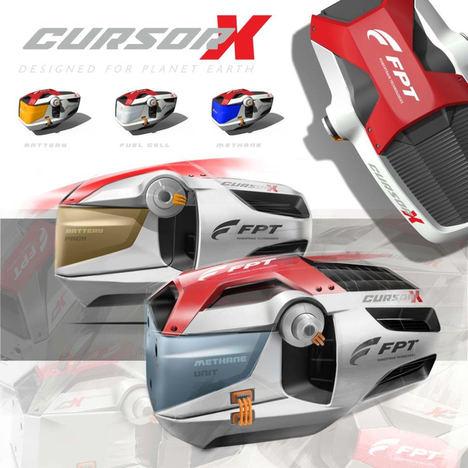 El concepto de motor Cursor X de FPT Industrial gana el prestigioso premio 2020 Good Design Award