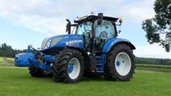 """FPT Industrial potencia en 2022 el sostenible """"tractor del año"""""""