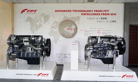 FPT Industrial registra resultados positivos en China en SFH