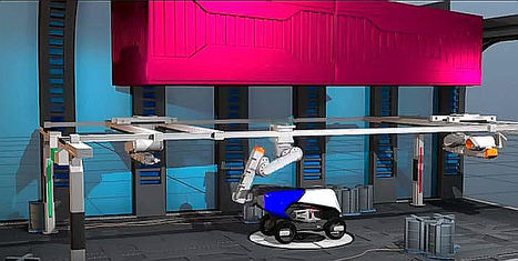 Un vistazo a futuras misiones para el Cursor X en CES 2020