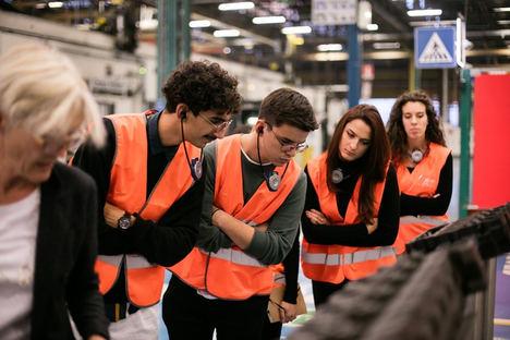 La creatividad de los estudiantes de IED para productos industriales FPT