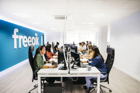 """Freepik Company, la startup malagueña """"atrapa talento"""""""