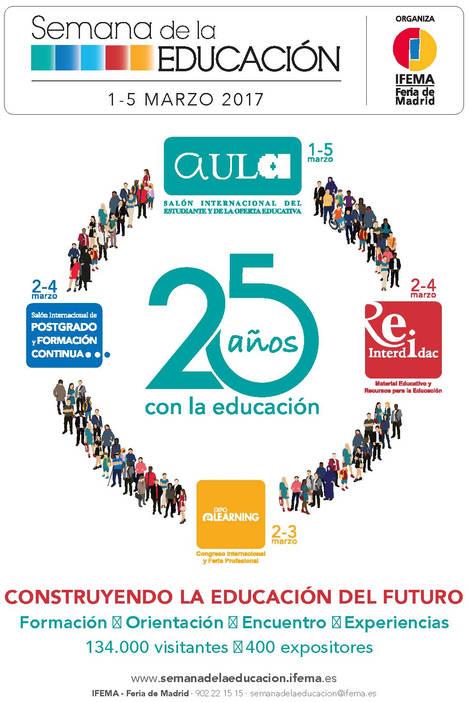 AULA cumple su 25 aniversario en 2017