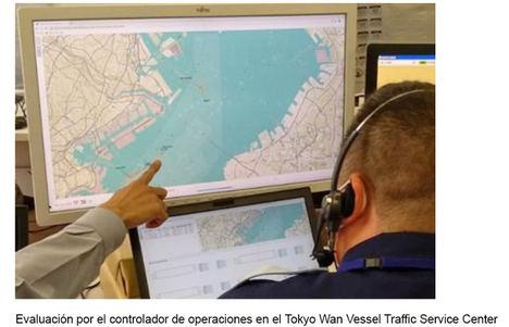 Fujitsu verifica que la tecnología de IA para predecir los riesgos de colisión de los buques en el control del tráfico marítimo, mejora la seguridad marítima
