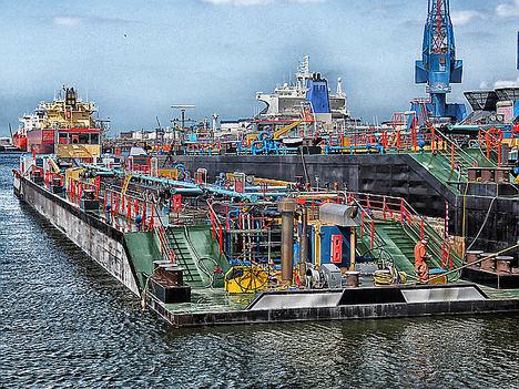 Fujitsu y la empresa noruega Kongsberg Digital abordan las emisiones de gases de efecto invernadero a nivel marítimo con un servicio de optimización de combustible impulsado por IA