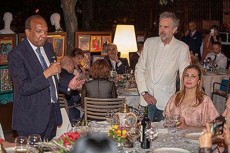 """""""Fiesta Árabe"""", la cena exclusiva de Fundación Art & Culture Without Borders"""