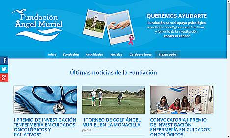 La Fundación Ángel Muriel entrega el I Premio de Investigación Enfermería en cuidados oncológicos y paliativos