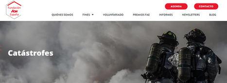 El Observatorio de Catástrofes de la Fundación Aon España entrega el Premio Divulgación Científica José María Sarriegi 2020