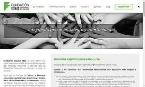 Fundación Escuela Ideo pone en marcha un proyecto de educación para el desarrollo y sensibilización social sostenible
