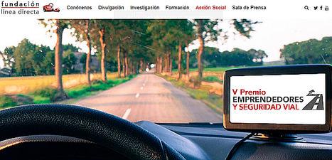 La Fundación Línea Directa convoca la V edición del Premio Emprendedores y Seguridad Vial