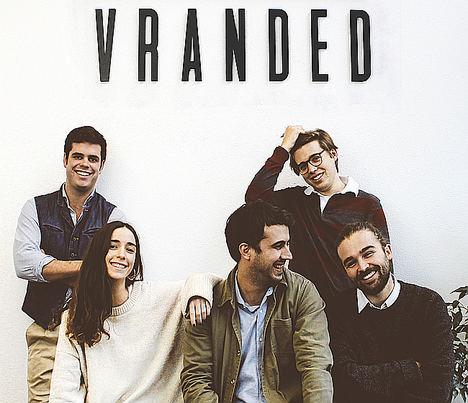 La consultoría de diseño madrileña VRANDED, ganadora del Certamen Nacional de Jóvenes Emprendedores 2019