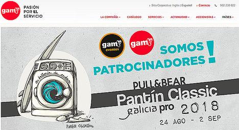 Pantín Classic y GAM unen fuerzas en su 31ª edición