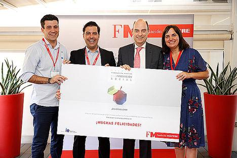 Las startups españolas RITHMI, SPEAKARE y NAVILENS, clasificadas para la final de los Premios Fundación MAPFRE a la Innovación Social