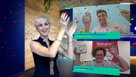 HappyMami Lactancia y Lácteos Romero Peláez ganan la octava edición de los Premios Emprendemos de Jaén