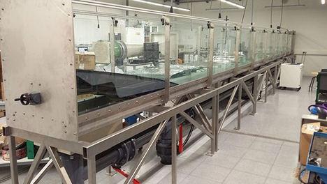 Dikoin crea un generador de olas para investigación en energías renovables