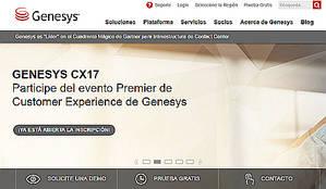 Genesys presenta su nueva gama de productos de experiencia de cliente en Enterprise Connect 2017