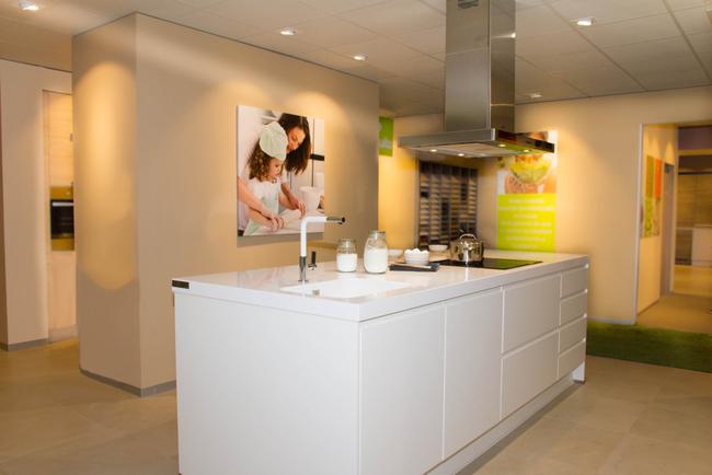 Ggo kitchen house abre su quinta franquicia en el centro for Muebles megapark