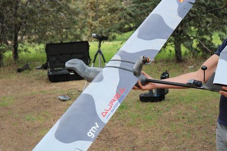 GMV suministra al Ministerio de Defensa sistemas del RPAS Seeker