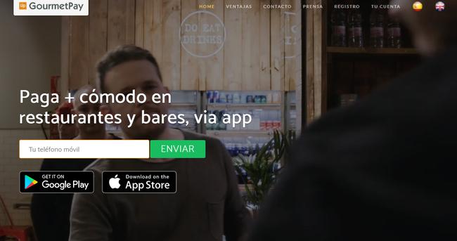 La app gourmetpay mejora la experiencia de pago en - Up cheque gourmet ...