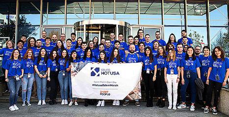 Grupo Hotusa cierra su competición inter universitaria Talent Match de Smart People con una participación de más de 300 alumnos y 16 centros universitarios