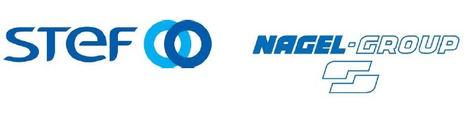 El Grupo STEF y el Grupo Nagel alcanzan un acuerdo en Italia y en Bélgica