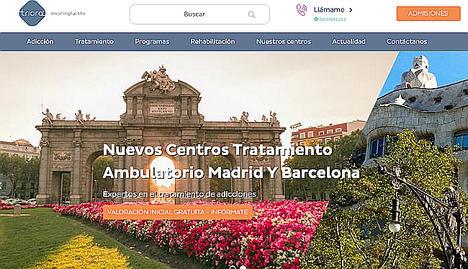 Triora Adicciones sigue creciendo en España con dos nuevos centros en Madrid y Barcelona