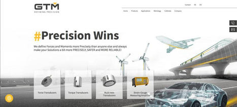 Relanzamiento del sitio web y nuevo diseño corporativo: GTM estrena su nueva imagen
