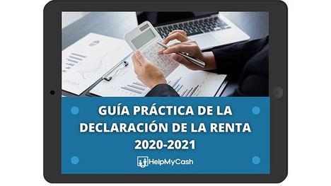 Guía para descargar el borrador de la declaración de la renta de 2020 por Internet