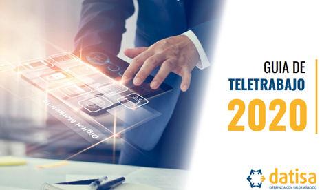 Datisa presenta su primera Guía sobre Teletrabajo con recomendaciones para impulsarlo y rentabilizarlo