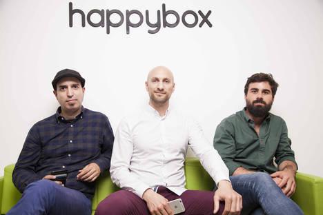 Happy Box cierra una ronda de financiación de 250.000 euros a través de Crowdcube
