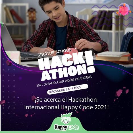 Happy Code España convoca un Hackathon Internacional centrado en la Educación Financiera
