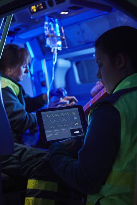 Los pacientes controlarán mejor su propia salud con el 5G, según Ericsson