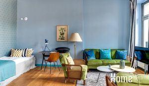 Los apartamentos para viajeros de negocios son un 42% más baratos que un hotel