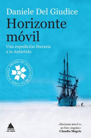 Una expedición literaria a la Antártida
