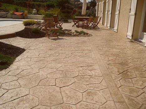 Pavimentos de Hormigón impreso Paviconj con estética y durabilidad