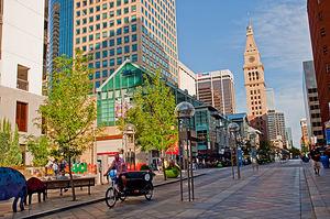 Ciudad de Denver, Colorado.