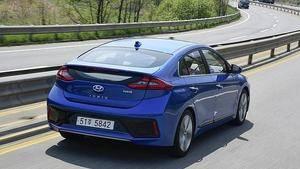 Hyundai Ioniq hibrido 1.6 GDI