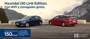 Serie Especial del Hyundai i30 Link