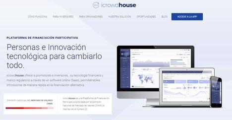 iCrowdhouse lanza el primer software para promotores que permite digitalizar la inversión inmobiliaria