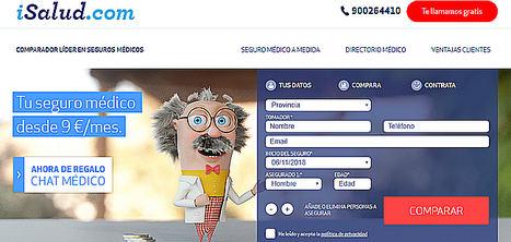 Los clientes de Edenred ya pueden contratar su seguro médico con iSalud
