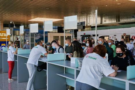 iTravex trae a España los primeros vuelos chárter desde Ucrania tras la apertura de fronteras para los turistas de esta nacionalidad