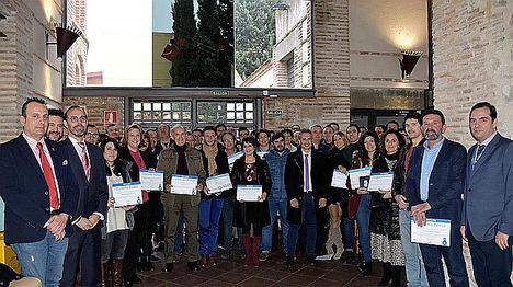 Ibermutua reconoce a 105 empresas de Talavera de la Reina y su comarca por su labor para la prevención y reducción de la siniestralidad laboral