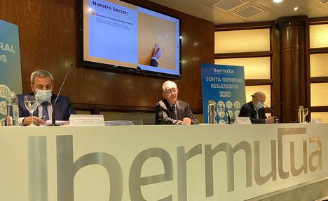 Ibermutua obtiene un excedente de 3,7 millones de euros en el ejercicio 2020