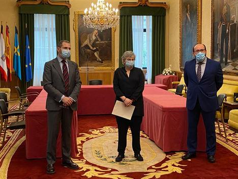 Ibermutua asturiana levantará un nuevo centro de servicios en Gijón
