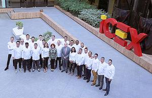 Chefs de las principales cadenas hoteleras del mundo se forman sobre gastronomía española de la mano de ICEX