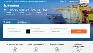 Icontainers alerta a las empresas españolas con actividad comercial en Estados Unidos por la escasez de camioneros en el país