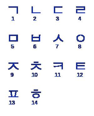 Coreano.